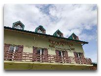 отель Stepantsminda Hotel Kazbegi: Фасад отеля