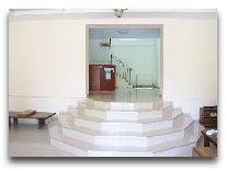 отель Park Hotel Imeri: Холл