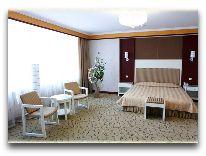 отель Imperia G: Люкс двухкомнатный