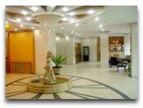 отель Imperia G: Холл отеля