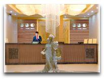отель Imperia G: Ресепшен отеля