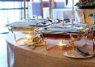 отель Baltic Imperial Hotel: Шведский стол