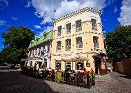 отель Baltic Imperial Hotel: Летняя терраса