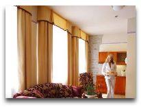 отель Baltic Imperial Hotel: Номер Luxe с кухонным уголком