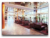 отель Imperial: Холл отеля