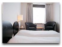 отель Imperial: Спальня