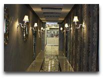 отель Imperial Hotel Palace: Коридор