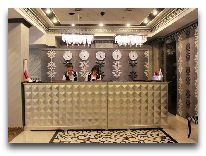 отель Imperial Hotel Palace: Ресепшен