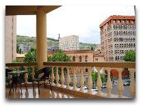 отель Imperial Hotel Palace: Веранда