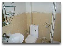 отель Impuls hotel: Ванная номера DBL