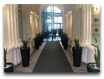 отель Indigo Hotel: Вход в отель