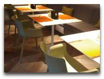 отель Indigo Hotel: Ресторан отеля