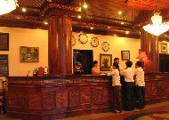 отель Indochine Hoi An Hotel: Reception