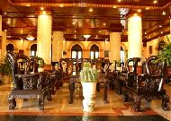 отель Indochine Hoi An Hotel: Лобби
