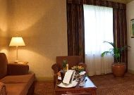 отель Inter Continental Almaty: Номер Deluxe