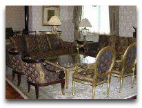 отель Inter Continental Almaty: Президентский номер