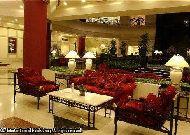 отель International: Лобби зал отеля