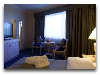 отель International Tashkent: Номер Junior Suite