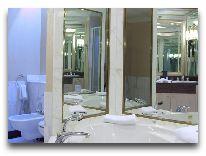 отель International: Ванная комната