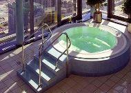 отель Intercontinental: Джакузи