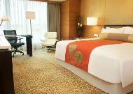 отель Intercontinental Asiana Saigon Hotel: Deluxe room