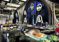 отель Intercontinental Danang Resort: Шведский стол