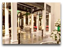 отель Intercontinental Danang Resort: Лобби
