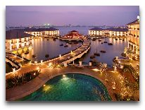 отель Intercontinental Hanoi Westlake: Территория отеля