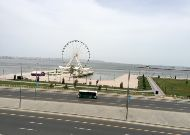 отель Intourist Hotel Baku, Autograph Сollection: Номер Sea view King