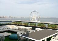 отель Intourist Hotel Baku, Autograph Сollection: Номер Terrace Suite