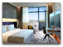 отель Intourist Hotel Baku, Autograph Сollection: Номер Sea View King