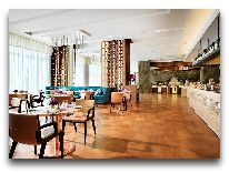 отель Intourist Hotel Baku, Autograph Сollection: Ресторан Intourist