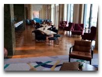 отель Intourist Hotel Baku, Autograph Сollection: B&B Champagne Bar