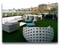 отель Intourist Hotel Baku, Autograph Сollection: Номер Terrace Suite