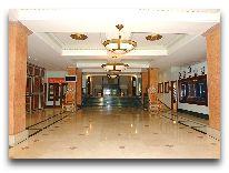 отель Intourist Palace Hotel: Холл