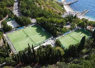 отель Ялта – Интурист: Теннисные корты