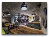 отель Iota Tbilisi: Винный бар