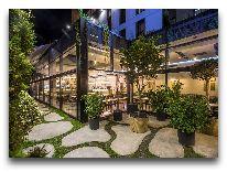 отель Iota Tbilisi: Внутренний дворик