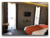 отель Iota Tbilisi: Угловой номер