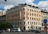 отель Rixwell Irina Hotel: Фасад отеля