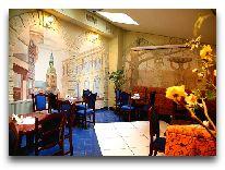 отель Rija Irina Hotel: Ресторан