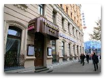 отель Rixwell Irina Hotel: Вход в отель