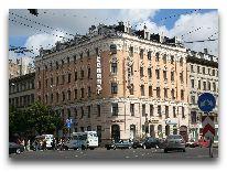 отель Rija Irina Hotel: Фасад отеля