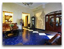 отель Rixwell Irina Hotel: Холл