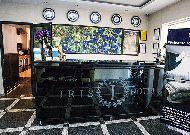 отель Iris: Ресепшн