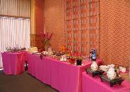 отель Irshad Hotel: Шведский стол