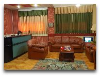 отель Irshad Hotel: Ресепшен