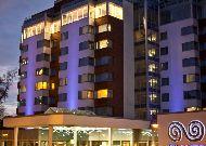 отель Islande: Фасад отеля