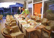 отель Karven Issuk Kul: Ресторан