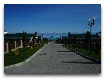 отель Karven Issuk Kul: Территория отеля
